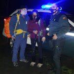 Nuevo rescate de personas perdidas en los bosques de Guadalajara este otoño: ahora, un matrimonio que hacía senderismo en Valdesotos