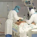 El hospital de Guadalajara pasa de 83 ingresados por COVID a 102, 13 de ellos en la UCI en un fin de semana con ¡¡748 nuevos contagios!!! y 7 fallecidos