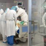 Sigue descendiendo, poco a poco, el número de hospitalizados por COVID tanto en planta como en la UCI del hospital de Guadalajara a fecha 21 de abril