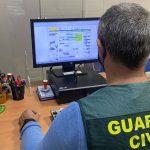Detenidos en Guadalajara dos jóvenes de 23 años que estafaron 1247€ a un vecino de Azuqueca a través de Internet