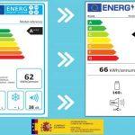 A partir del 1 de marzo desaparecen las clases energéticas A+, A++ y A+++ y se vuelve a una escala de clasificación que va de la A a la G según el consumo y la eficiencia energética