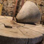 A punto de concluir la recuperación de la Almazara de Muriel, nuevo atractivo turístico de la 'Ruta de los tres museos' de Tamajón