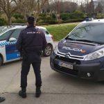 Una mujer sufre un infarto mientras conducía por Guadalajara y la rápida actuación de varios policías nacionales y locales consiguen salvarle la vida