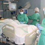 Ya solo quedan 17 pacientes por COVID en el hospital de Guadalajara, 4 de ellos en la UCI, en una nueva jornada sin fallecimientos por esta enfermedad en toda la región, a fecha 23 de junio
