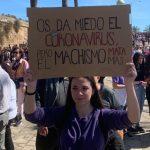El Delegado del Gobierno de España en Castilla La Mancha 'recomienda' que no haya concentraciones ni manifestaciones, incluidas las del 8M y las de víctimas del coronavirus, por la situación sanitaria