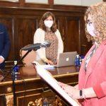 Sonsoles Rico deja la delegación de Igualdad de la Junta en Guadalajara para tomar posesión como diputada provincial en sustitución de García Torijano