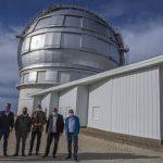 Page y su consejero de Sanidad viajan todo el fin de semana a Canarias en medio del confinamiento regional decretado por ellos mismos 'para visitar un telescopio' y con tan solo dos actos en la agenda del viernes