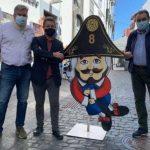 Page y su consejero de Sanidad viajan todo el fin de semana a Canarias en medio del confinamiento regional decretado por ellos mismos 'para visitar un telescopio' con tan solo dos actos en la agenda del viernes