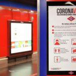 Los vigilantes convocan paros parciales en el Metro de Madrid a partir del 5 de julio 'por la falta de protección ante las agresiones'
