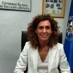 Lorena Jiménez Nuño, directora del centro asociado UNED Guadalajara: «Los alumnos cambian y sus necesidades también van cambiando»