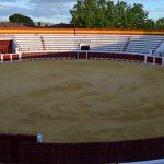 Remodelada completamente la plaza de toros de Yunquera de Henares a fin de poder volver a acoger eventos taurinos como los de este fin de semana: una corrida de rejones y un concurso internacional de recortadores