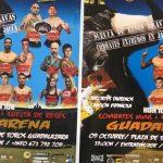 La asociación española de Artes Marciales Mixtas anuncia que 'el sectarismo del Ayuntamiento de Guadalajara contra la tauromaquia' les ha obligado a suspender un espectáculo previsto para el 9 de octubre y celebrarlo en Fontanar