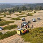 Encuentran sana y salva a la anciana de 82 años que se perdió en el monte mientras buscaba setas en el término municipal de Checa