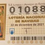 Los lectores de EL HERALDO DEL HENARES ya pueden adquirir el número reservado para el Gordo de Navidad 2021 en la Administración número 1 de Guadalajara: el 01088